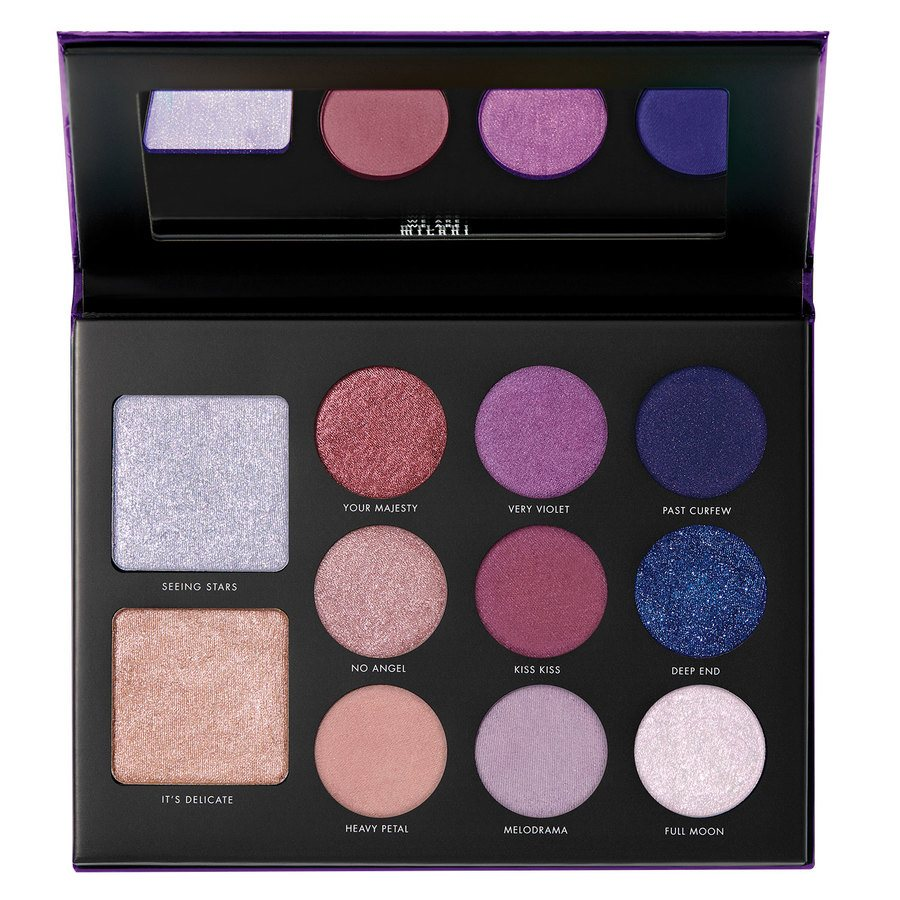 Milani Cosmetics Gilded Violet Hyper Pigmented Eyeshadow Palette