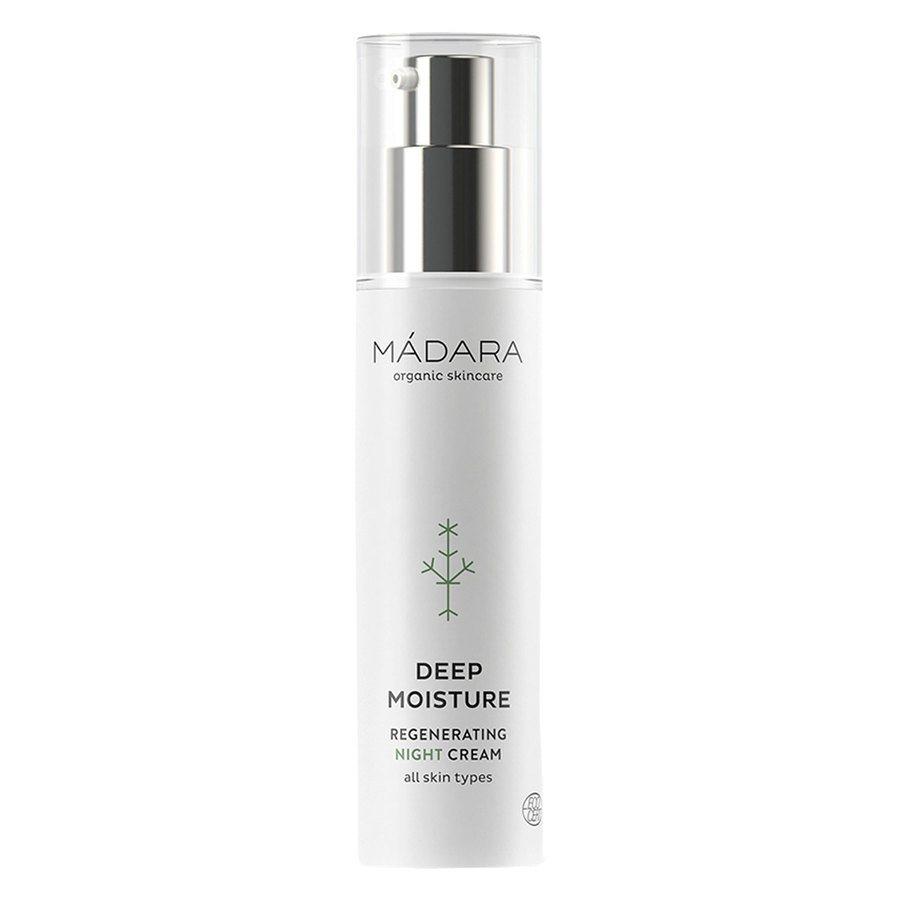 Mádara Deep Moisture Regenerating Night Cream 50ml