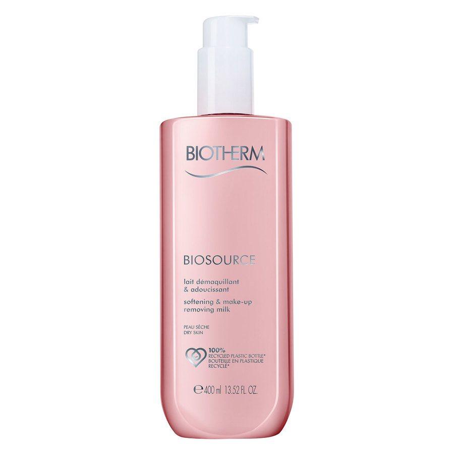 Biotherm Biosource Cleansing Milk Dry Skin 400ml