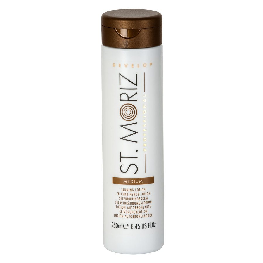 St. Moriz Professional Tanning Lotion (200ml), Medium