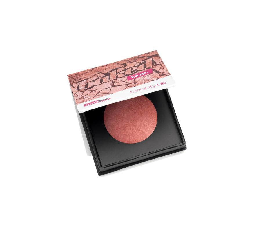 Beauty UK Baked Box Collection, No. 2 Rose Rouge