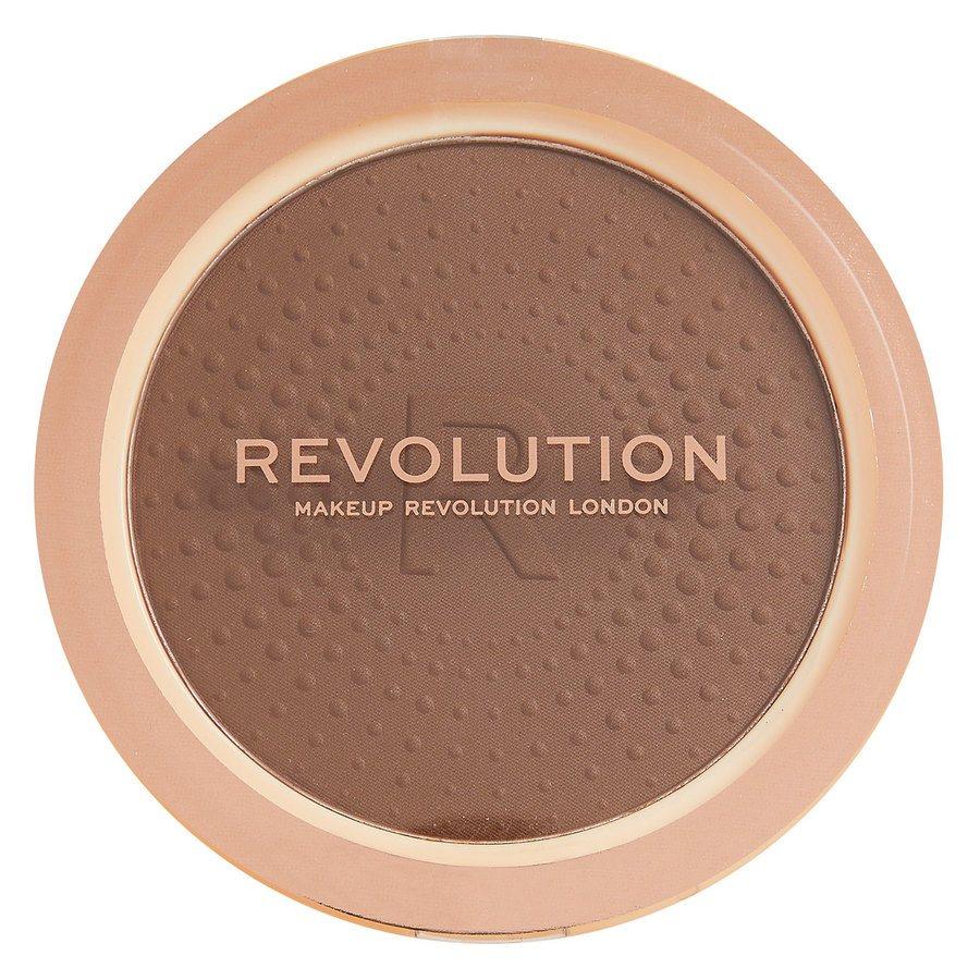 Makeup Revolution Mega Bronzer, 05 Deep (15 g)
