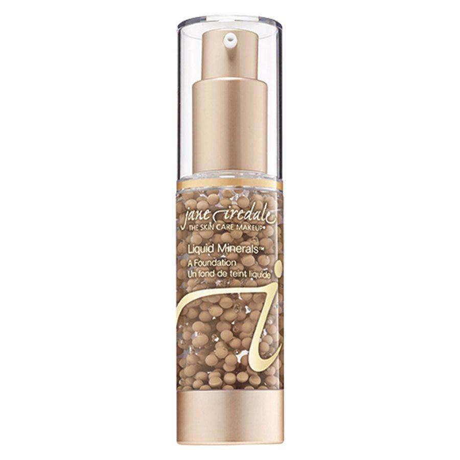Jane Iredale Liquid Minerals Foundation, Honey Bronze 30 ml