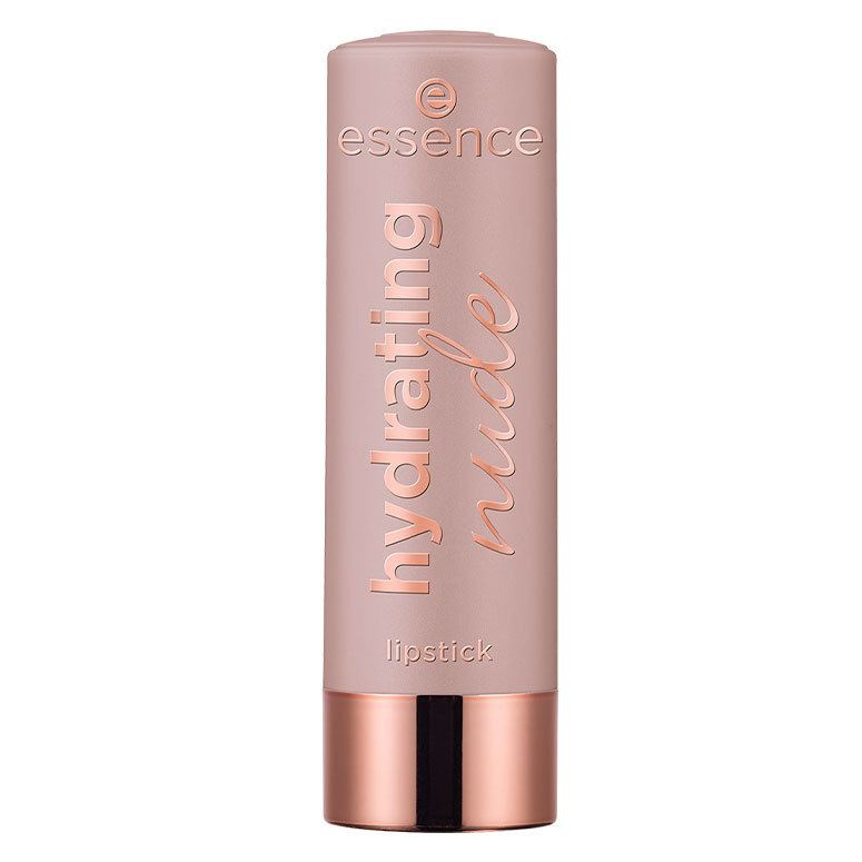 Essence Hydrating Nude Lipstick, 301 Romantic 3,5 g
