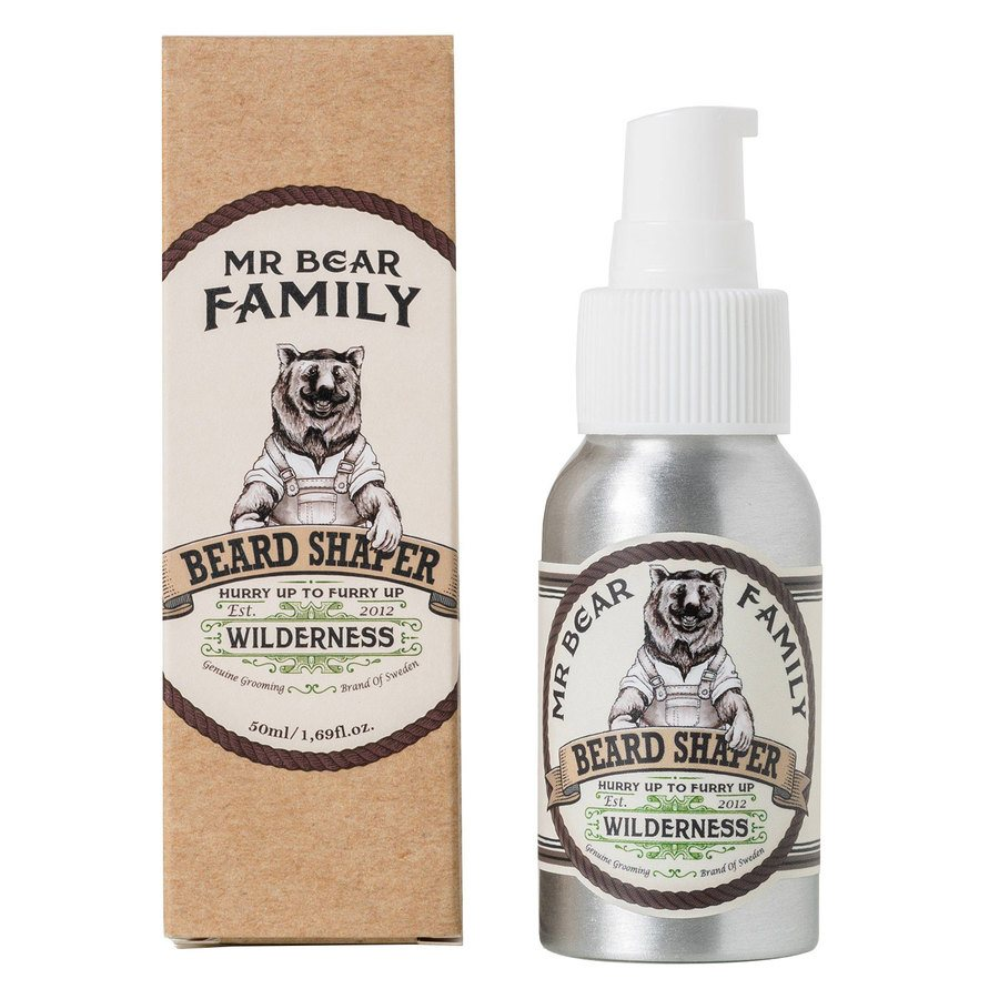 Mr Bear Family Beard Shaper Wilderness 50 ml