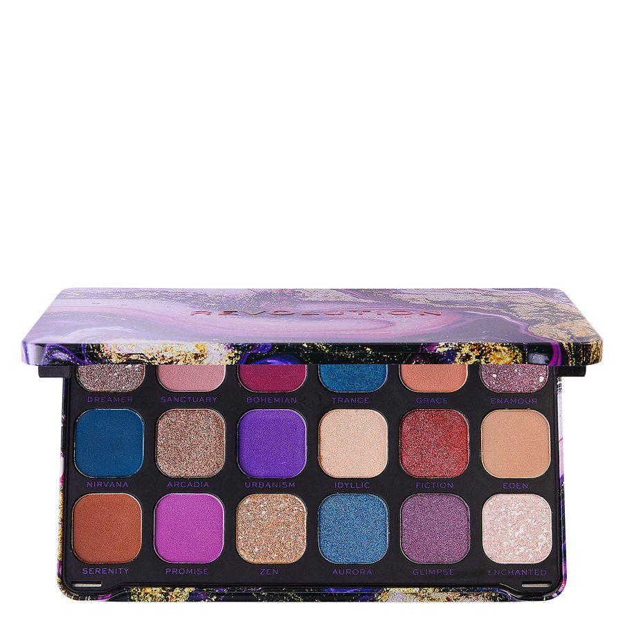Makeup Revolution Forever Flawless, Eutopia Palette (15 g)