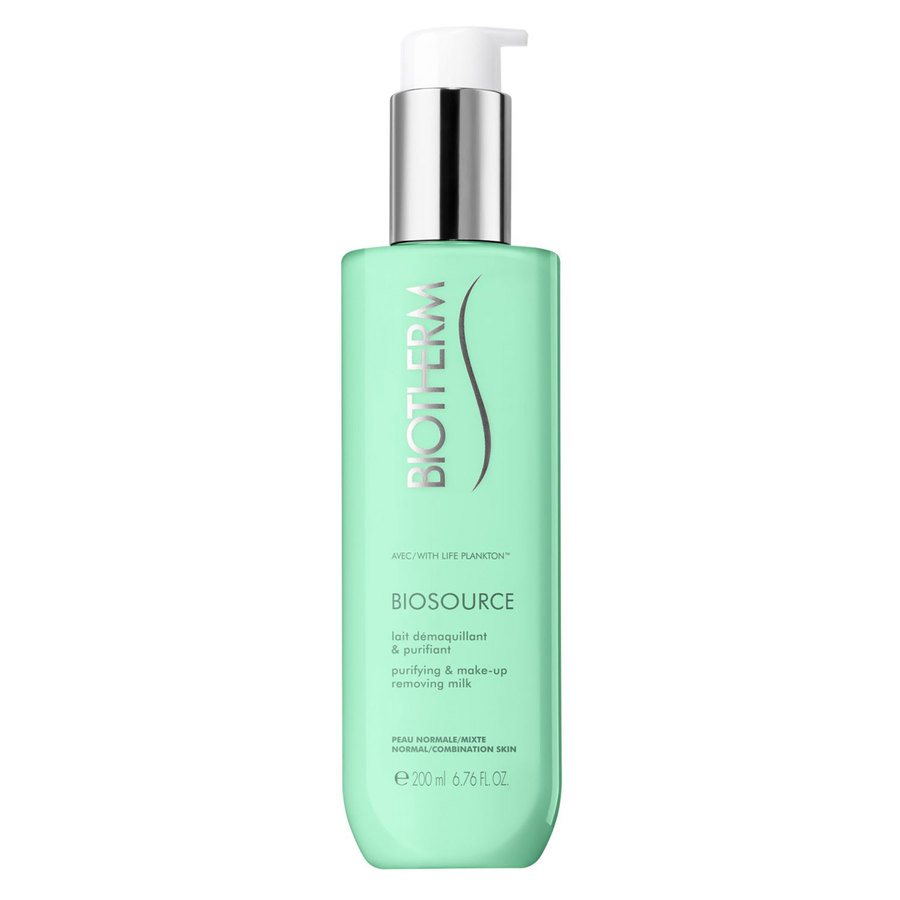 Biotherm Purifying & Make-Up Removing Milk Normal/Combination Skin (200 ml)