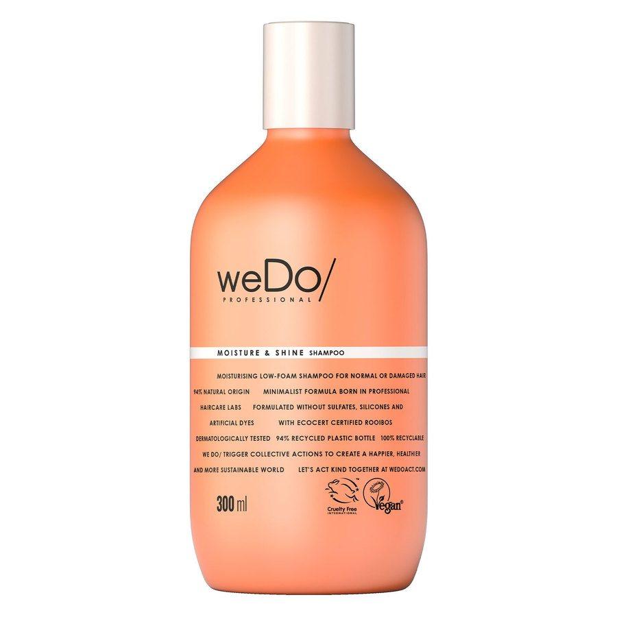 weDo/ Moisture & Shine Shampoo (300 ml)