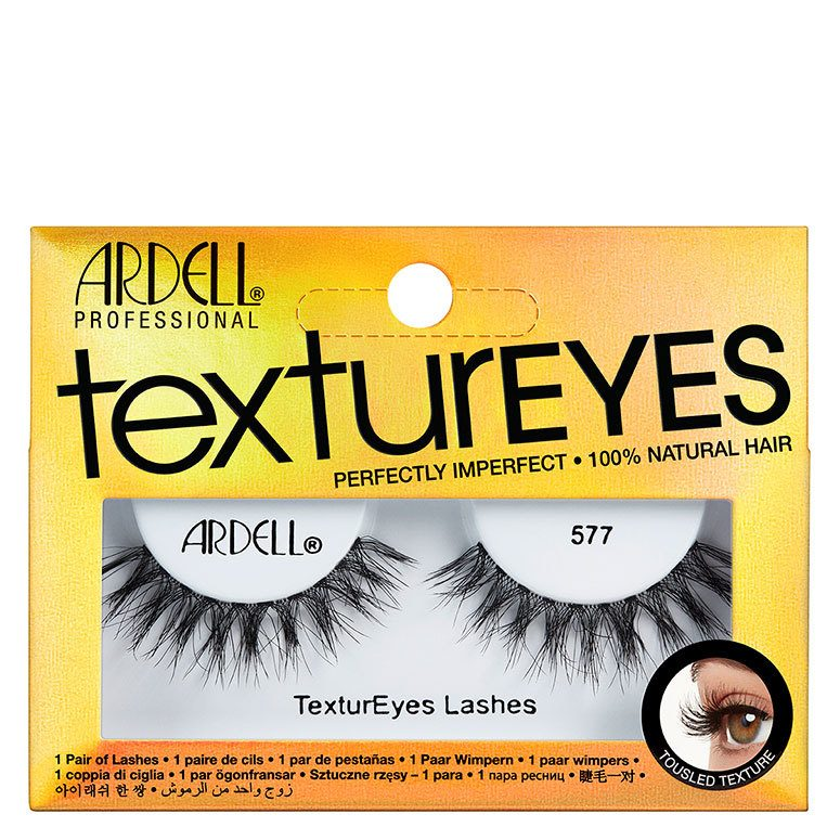 Ardell Texture Eyes Lashes, 577 Black