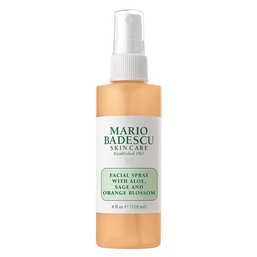Mario Badescu Facial Spray With Aloe, Sage & Orange Blossom 118 ml