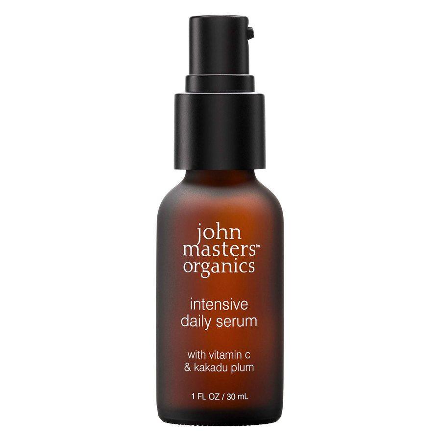 John Masters Organics Intensive Daily Serum With Vitamin C & Kakadu Plum (30 ml)