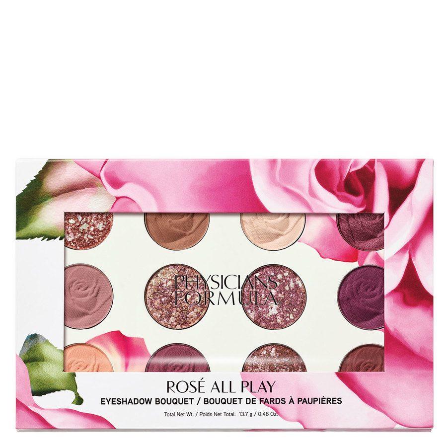 Physicians Formula Rosé All Play Eyeshadow, Bouquet Rosé (13,7 g)