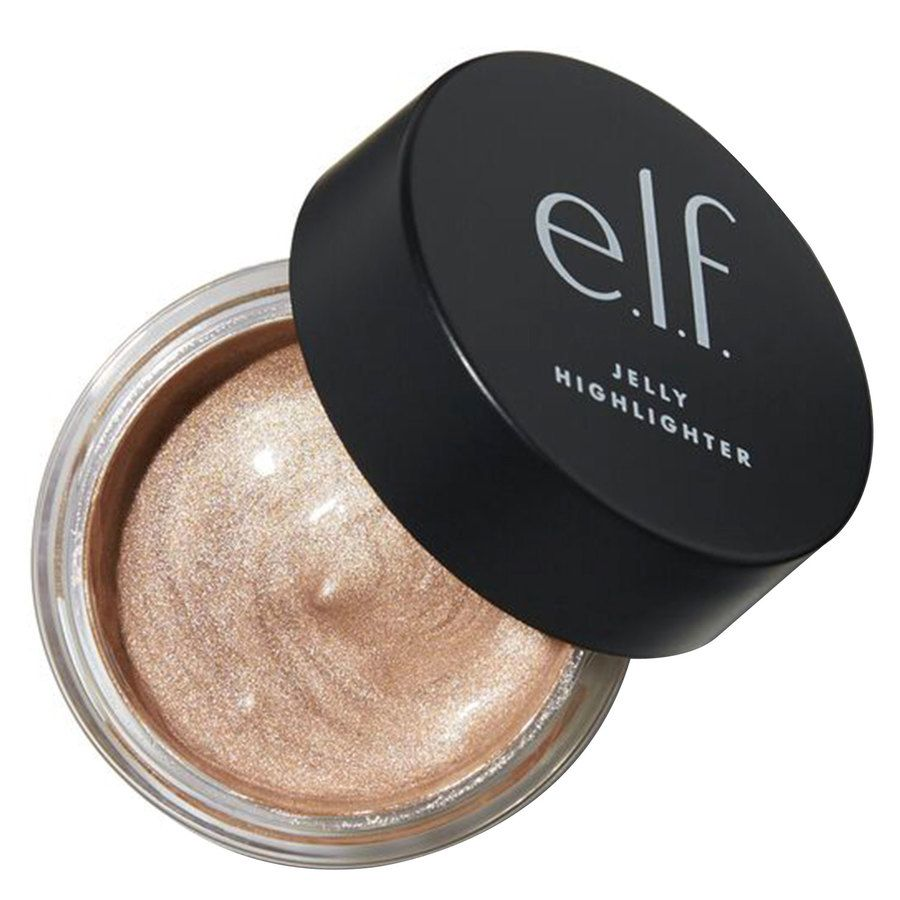e.l.f Jelly Highlighters, Bubbly White Gold (13 ml)