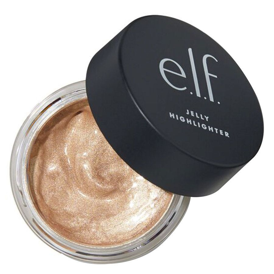 e.l.f Jelly Highlighters, Cloud Rose Gold (13 ml)