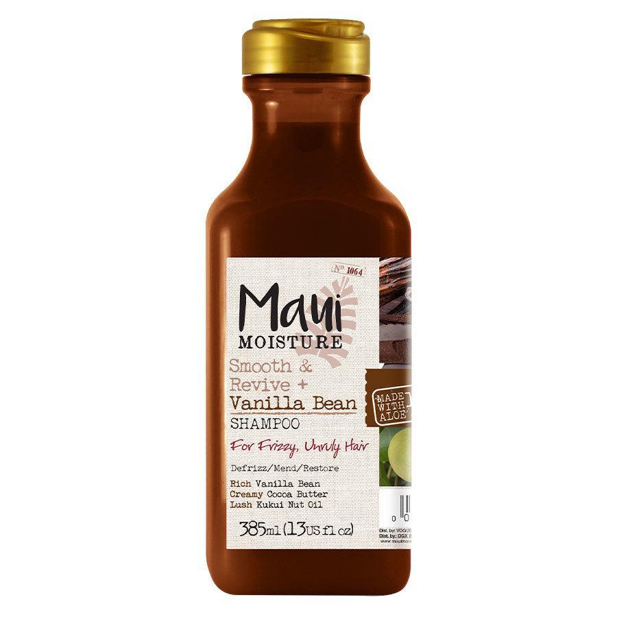 Maui Smooth & Revive + Vanilla Bean Shampoo 385 ml