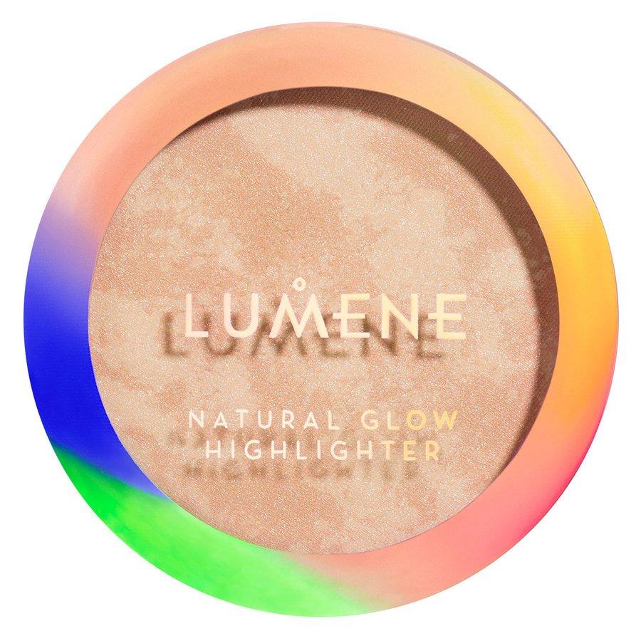 Lumene Natural Glow Highlighter, 1 Luminous Glow 8,5g