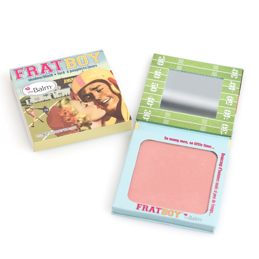theBalm Frat Boy Shadow/Blush, Peachy Apricot