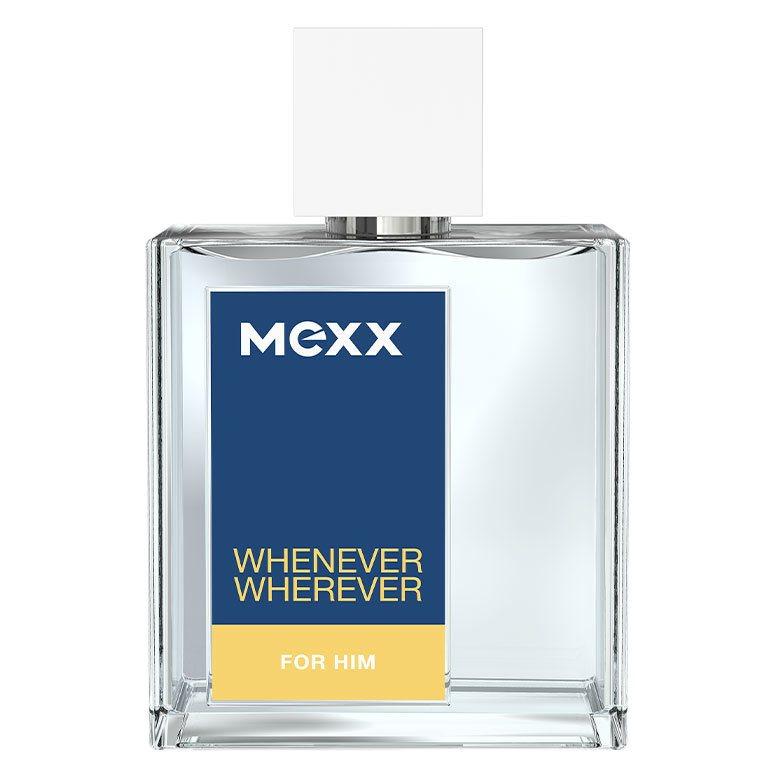 Mexx Whenever Wherever For Him Eau de Toilette 0ml