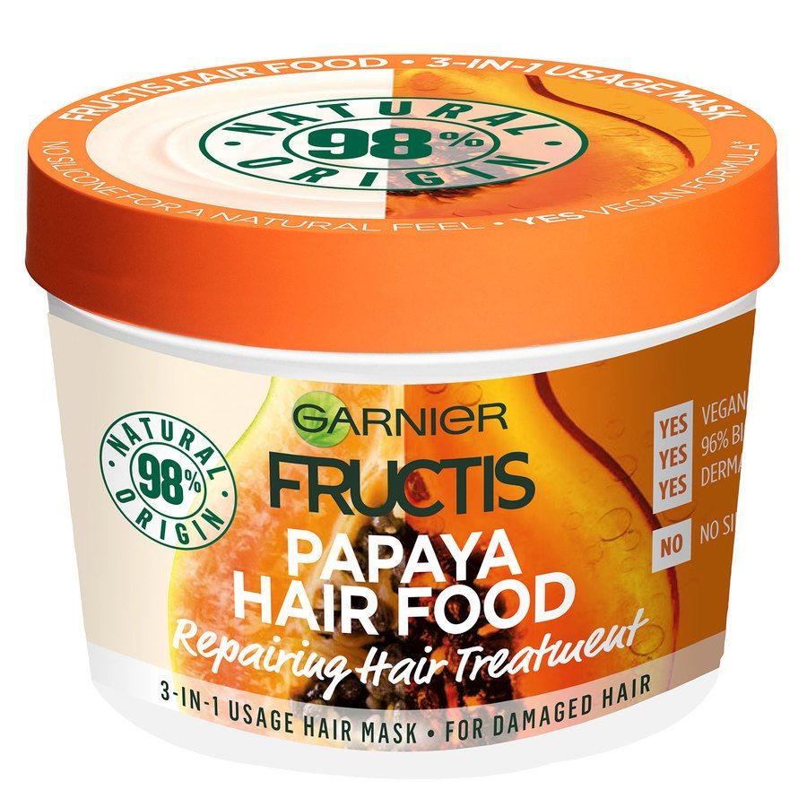 Garnier Fructis Hair Food Mask, Papaya 390ml