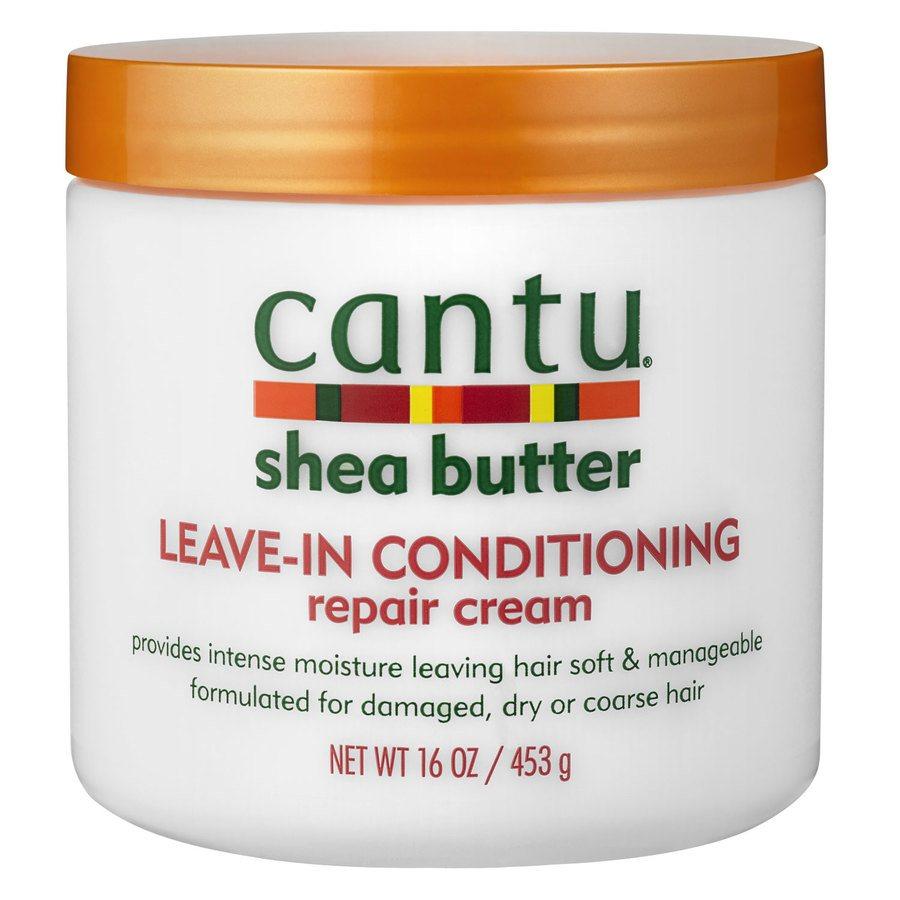 Cantu Shea Butter Leave-In Conditioning Repair Cream (453 g)