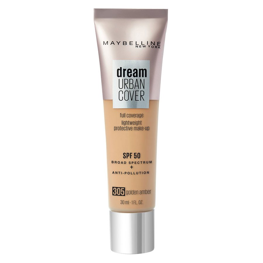 Maybelline Dream Urban Cover, #305 Golden Amber (30 ml)