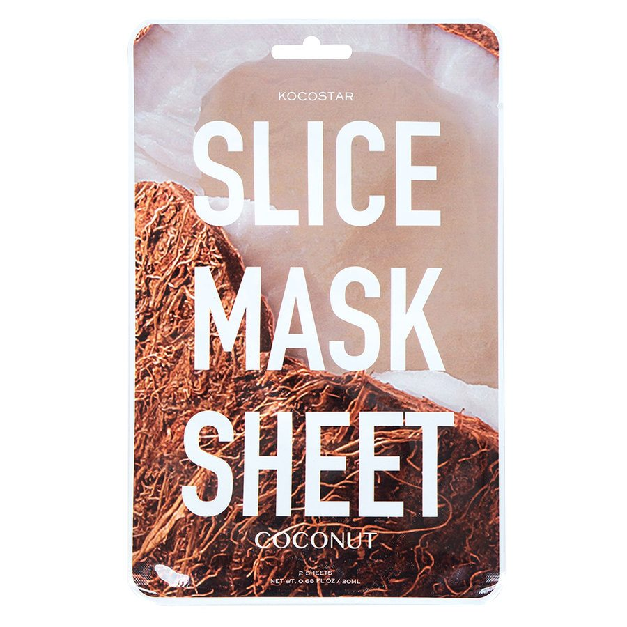 Kocostar Coconut Slice Mask Sheet (20 ml)