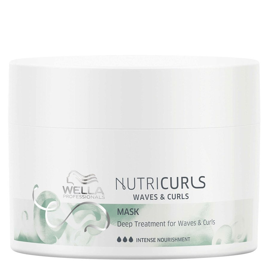 Wella Professionals Nutricurls Deep Treatment For Waves & Curls (150 ml)