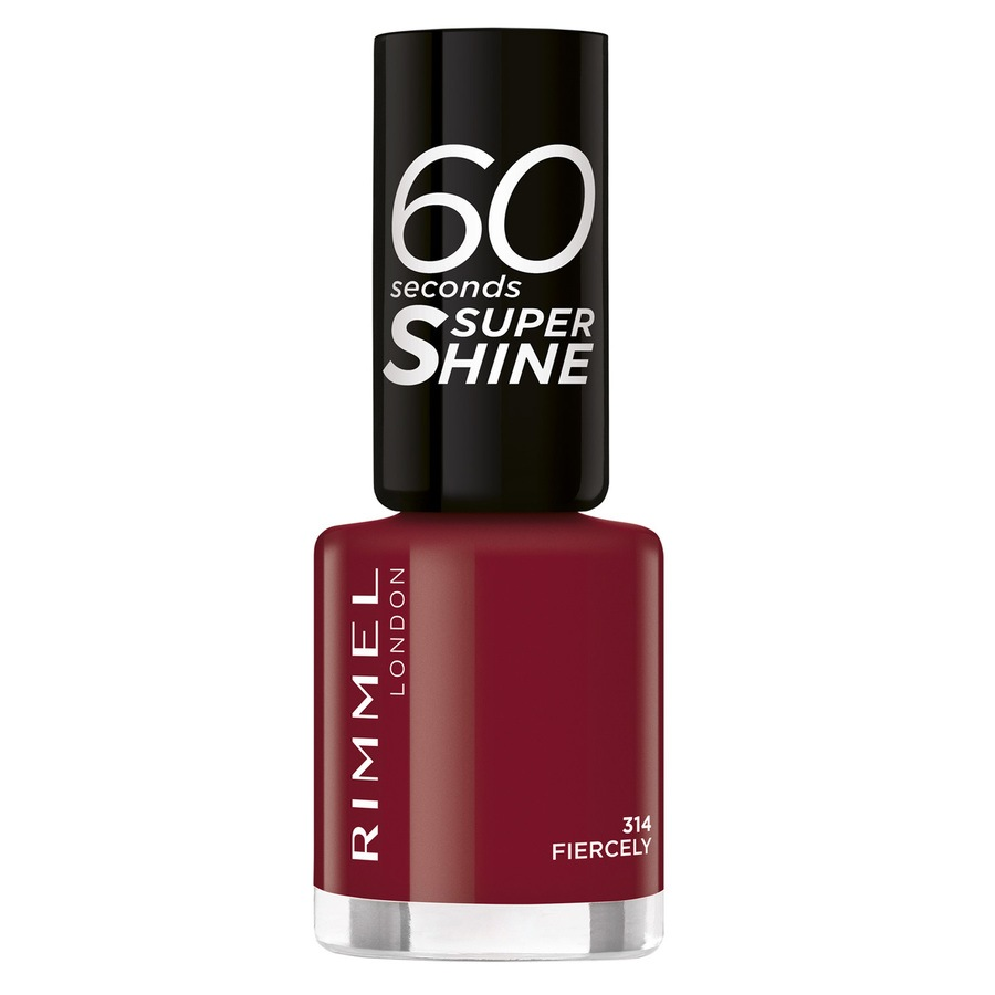 Rimmel London 60 Seconds Super Shine, 314 (8 ml)