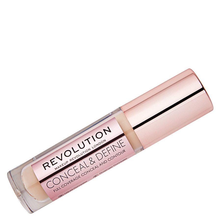 Makeup Revolution Conceal And Define Concealer, C6 4g