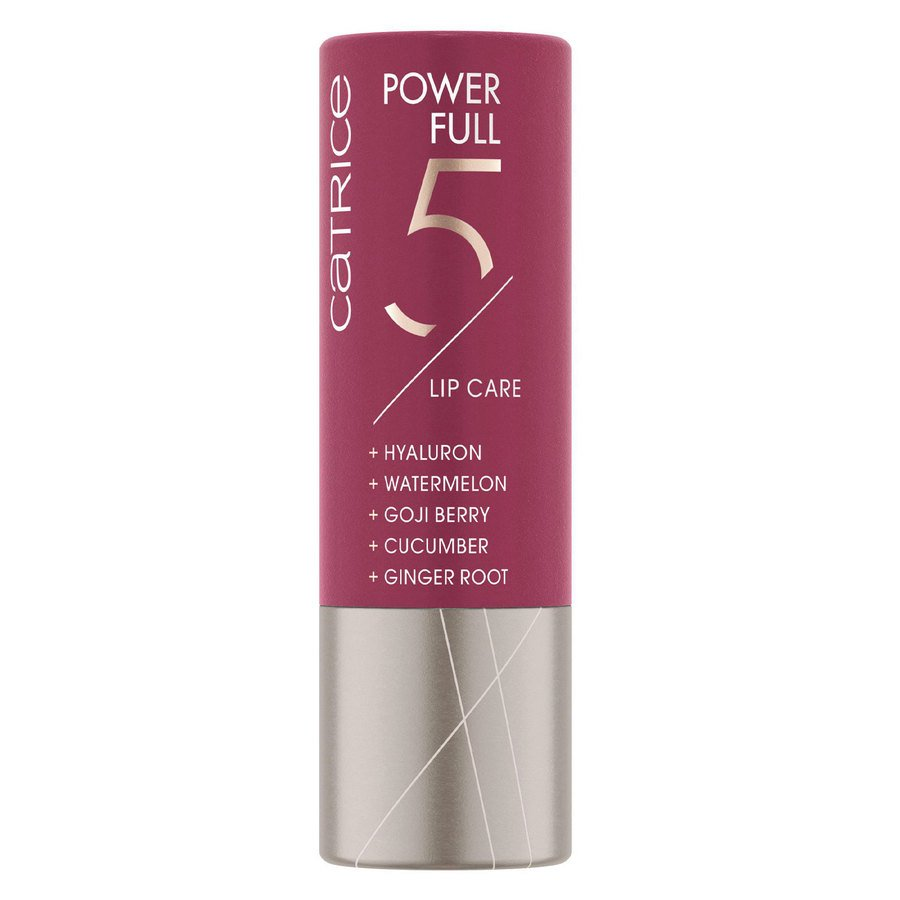 Catrice Power Full 5 Lip Care, 030 Sweet Cherry 3,5 g