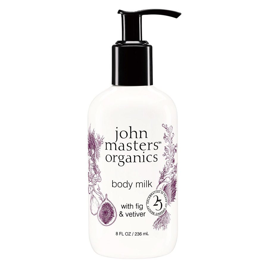 John Masters Organics Fig & Vetiver Body Milk (236 ml)
