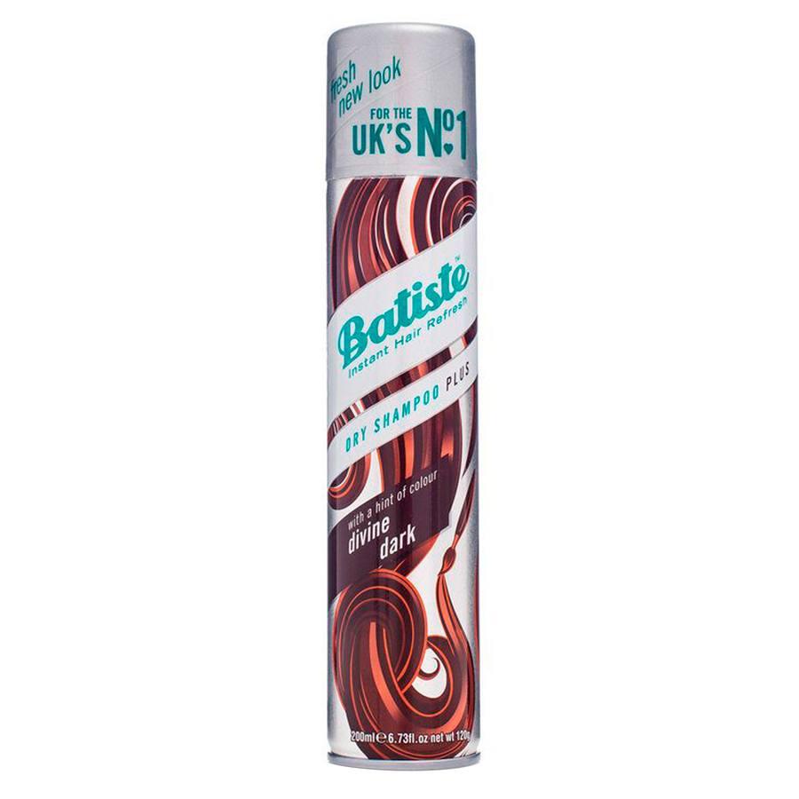 Batiste Dry Shampoo Plus Divine Dark (200 ml)