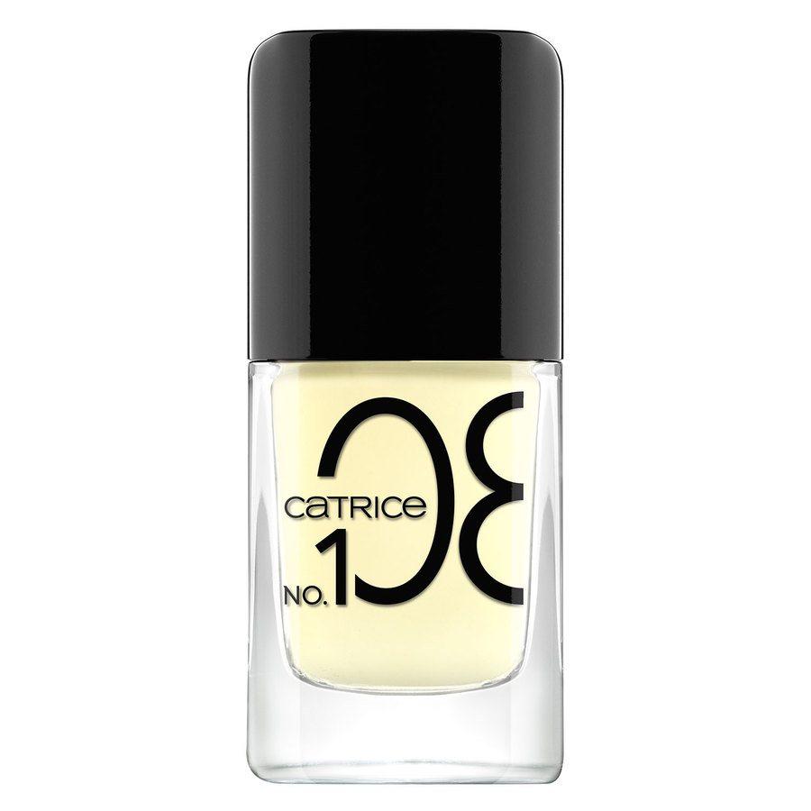 Catrice Iconails Gel Lacquer, 108 Pastel Lemon 10,5 ml