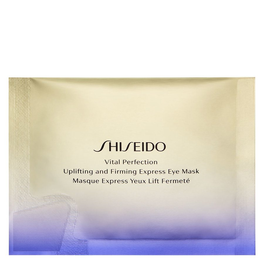 Shiseido Vital Perfection Uplifting And Firming Express Eye Mask (12 Stück)