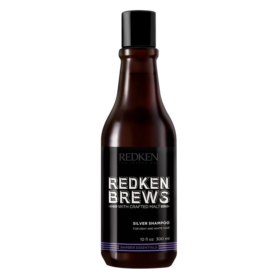 Redken Brews Silver Shampoo (300 ml)